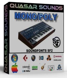 Korg Mono/Poly Samples Wave Kontakt Reason Logic Halion | Music | Soundbanks