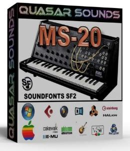 Korg Ms-20 Samples Wave Kontakt Reason Logic Halion | Music | Soundbanks