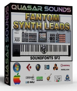 fantom leads samples wave kontakt reason logic halion
