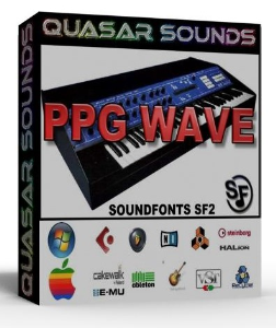 Ppg Wave 2.3 Samples Wave Kontakt Reason Logic Halion | Music | Soundbanks