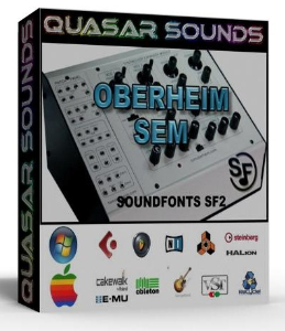 oberheim sem samples wave kontakt reason logic halion