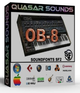 oberheim ob8 samples wave kontakt reason logic halion
