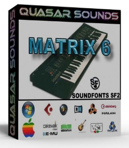 oberheim matrix 6 samples wave kontakt reason logic halion