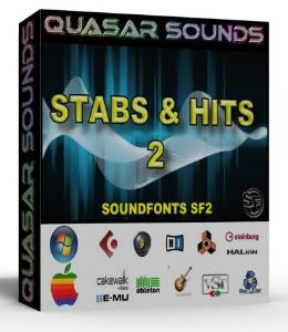 Stabs & Hits Vol. 2 – Wave Kontakt Reason Logic Halion | Music | Soundbanks