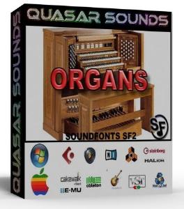 organ samples – wav kontakt reason logic halion