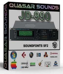 roland jd-990 samples wave kontakt reason logic halion