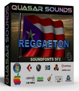 reggaeton drums – sounds – wave kontakt reason logic halion
