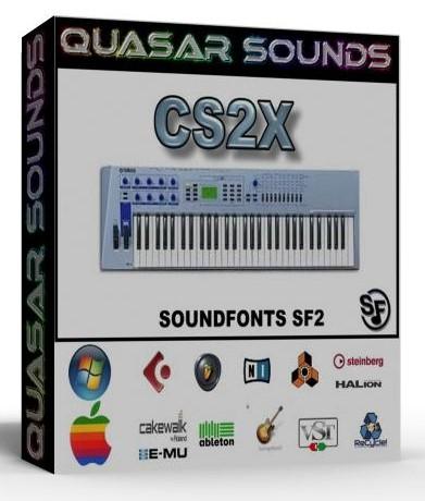Yamaha Cs2x Samples Wave Kontakt Reason Logic Halion | Crafting |  Cross-Stitch | Miscellaneous