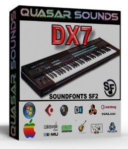 Yamaha Dx7 Samples Wave Kontakt Reason Logic Halion | Music | Soundbanks