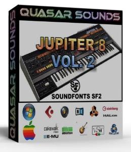 roland jupiter 8 vol.2 samples wave kontakt reason logic