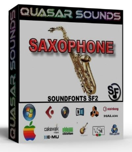 saxophone samples library – wav kontakt reason logic