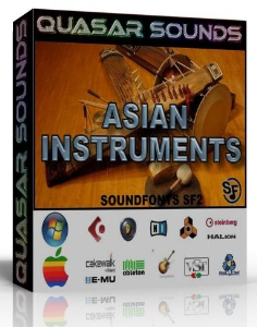Asian Instruments Samples – Wav Kontakt Reason Logic | Music | Soundbanks