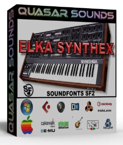 elka synthex samples wave kontakt reason logic halion