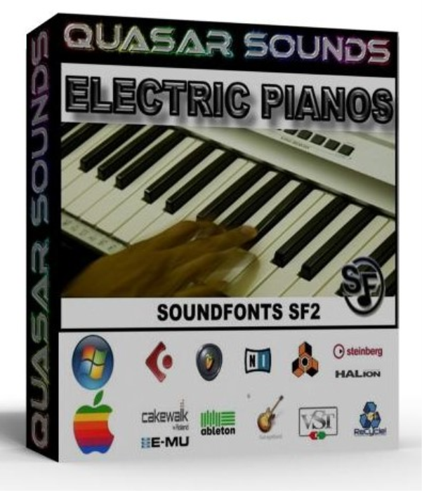 First Additional product image for - Electric Piano Samples – Wav Kontakt Logic Reason