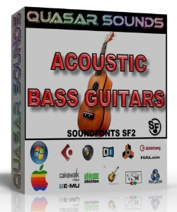 acoustic bass sample library – wave kontakt reason logic