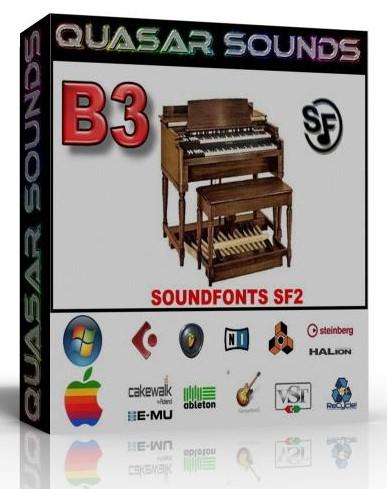 Hammond B3 Organ Samples – Wav Kontakt Reason Logic