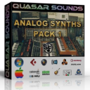 Vintage Analog Synths Wave Kontakt Reason Logic Halion | Music | Soundbanks