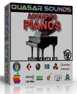 Acoustic Piano Samples – Wav Kontakt Reason Logic   Music   Soundbanks