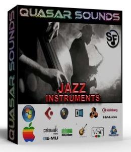 Jazz Instruments Samples – Wave Kontakt Reason Logic Halion | Music | Soundbanks