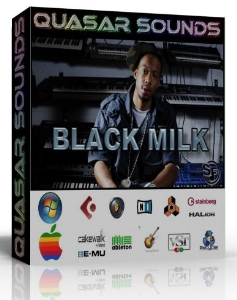 Black Milk Samples Wave Kontakt Reason Logic Halion | Music | Soundbanks