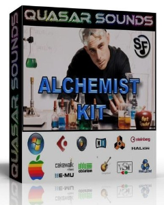 Alchemist Samples Kit Wave Kontakt Reason Logic Halion | Music | Soundbanks