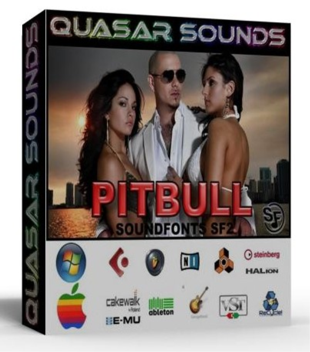 First Additional product image for - Pitbull Samples Wave Kontakt Reason Logic Halion