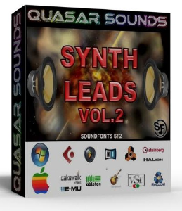synth leads vol. 2 – wave kontakt reason logic halion