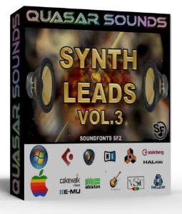 synth leads vol.3 wave kontakt reason logic halion