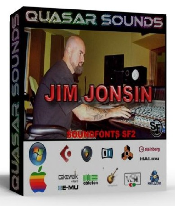 First Additional product image for - Jim Jonsin Samples Wave Kontakt Reason Logic Halion