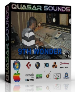9th Wonder Samples Kit Wave Kontakt Reason Logic Halion | Music | Rap and Hip-Hop