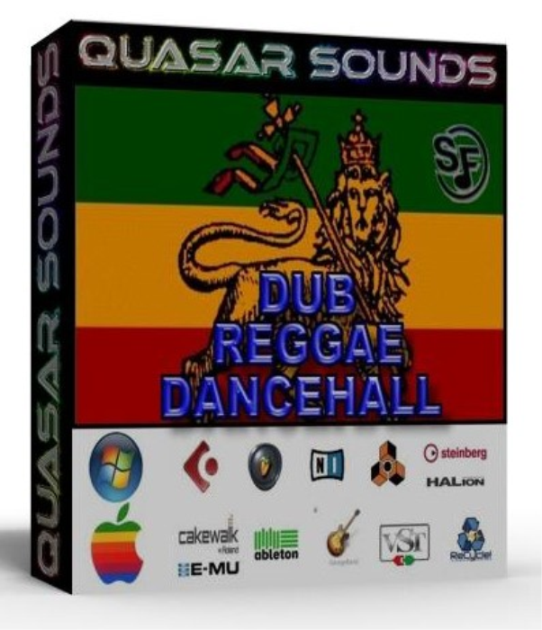 First Additional product image for - Reggae Dancehall Dub Samples – Wave Kontakt Reason Logic