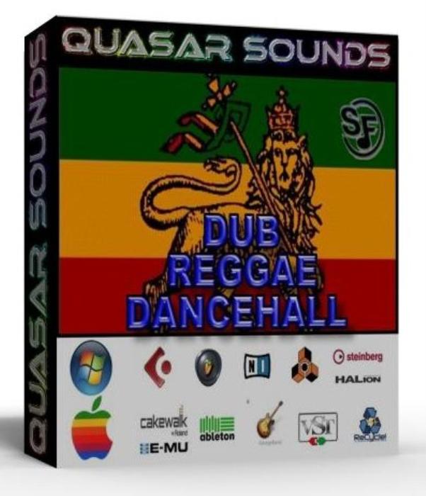 First Additional product image for - Reggae Dancehall Dub Samples – Wave Kontakt Reason Logic