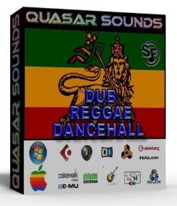 reggae dancehall dub samples – wave kontakt reason logic