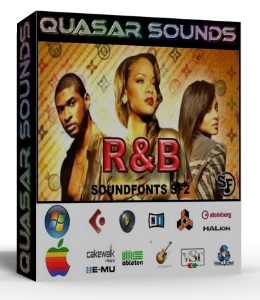 R&B Instruments – Drums – Wave Kontakt Reason Logic Halion | Music | R & B