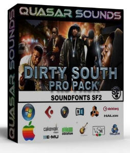 Dirty South Massive Pro Pack – Wave Kontakt Reason Logic | Music | Soundbanks