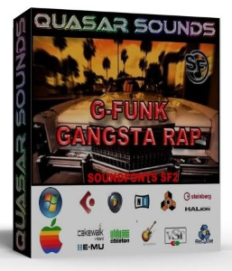 G-Funk & Gangsta Rap Samples – Wave Kontakt Reason Logic | Music | Rap and Hip-Hop