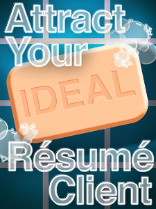 Attract Your Ideal Resume Client | eBooks | Business and Money