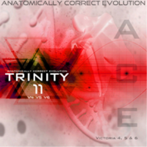 Anatomically Correct Evolution: TRINITY 11 | Software | Design