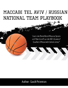 maccabi tel aviv |  russian national team playbook