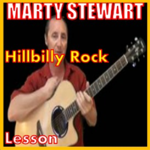 Learn to play Hillbilly Rock by Marty Stewart | Movies and Videos | Educational