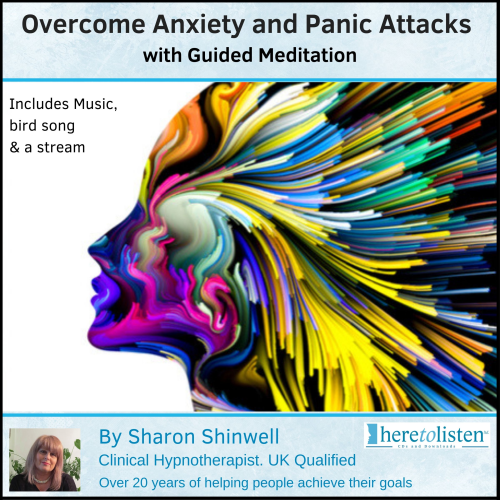 First Additional product image for - Overcome Anxiety and Panic Attacks with Guided Meditation