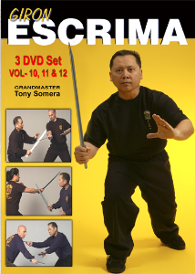 GIRON ESCRIMA Vol-10-11-12 by GM Tony Somera Download | Movies and Videos | Special Interest