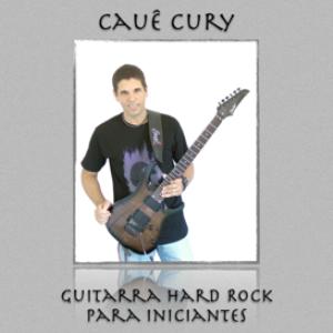 Guitarra Hard Rock Para Iniciantes - Caue Cury | Music | Backing tracks