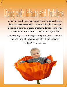 living with infants and toddlers