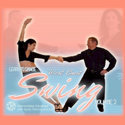 First Additional product image for - Learn to Dance West Coast Swing Vol. 2