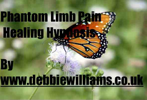 phantom limb pain help budget hypnosis