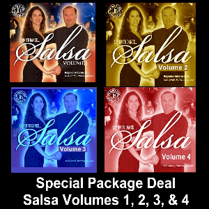 package deal, salsa volumes 1, 2, 3, & 4
