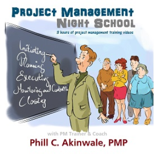 Project Management Nightschool - Project Management Basics MP4 Videos | Movies and Videos | Educational