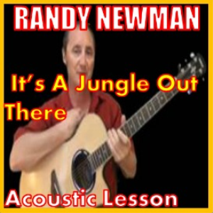 Learn to play It's A Jungle Out There by Randy Newman | Movies and Videos | Educational