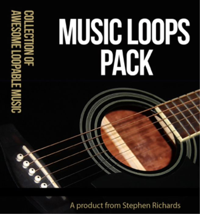 First Additional product image for - Super Music Loop Pack